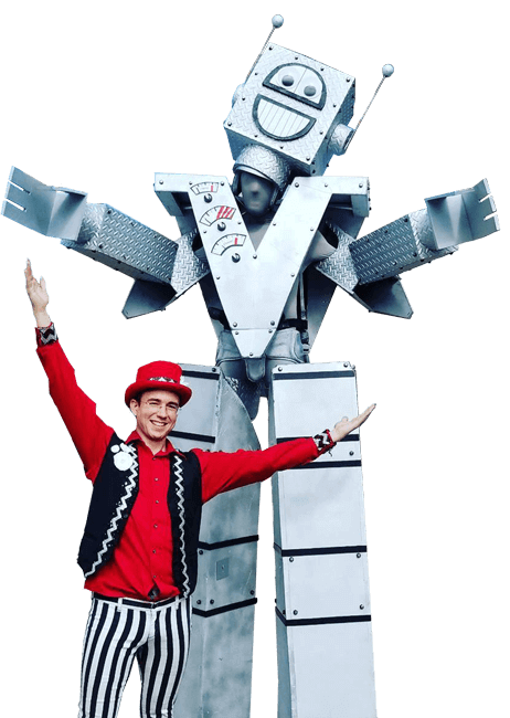 cirque-quirk-know-mann-giant-puppet-robot
