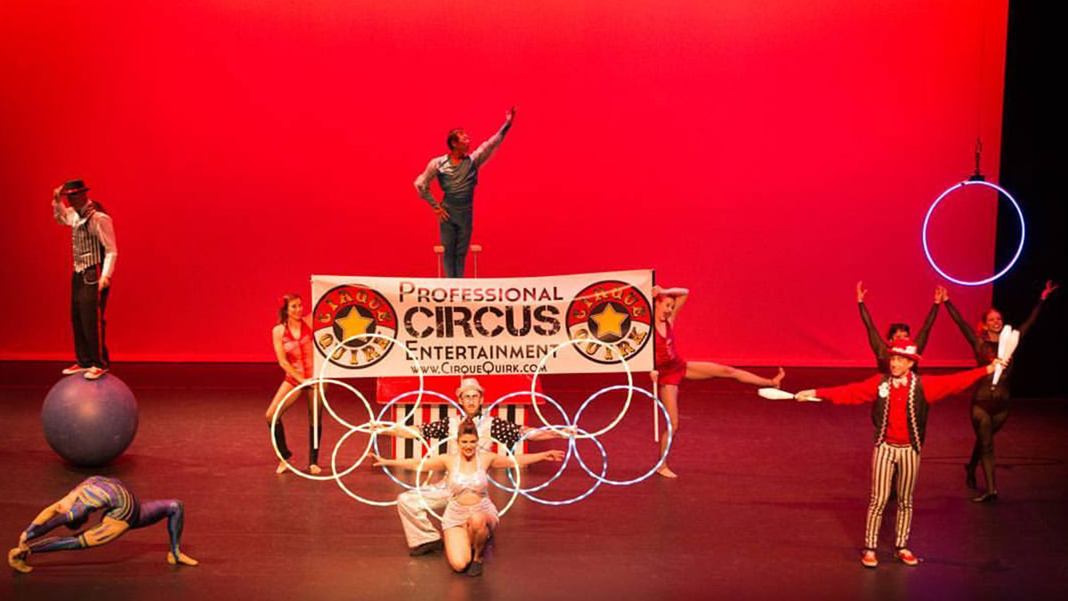Cirque Quirk Turns 6!